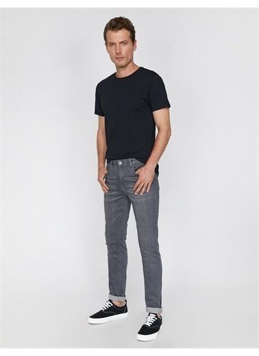 Koton Michael Skinny Fit Jean Pantolon Gri